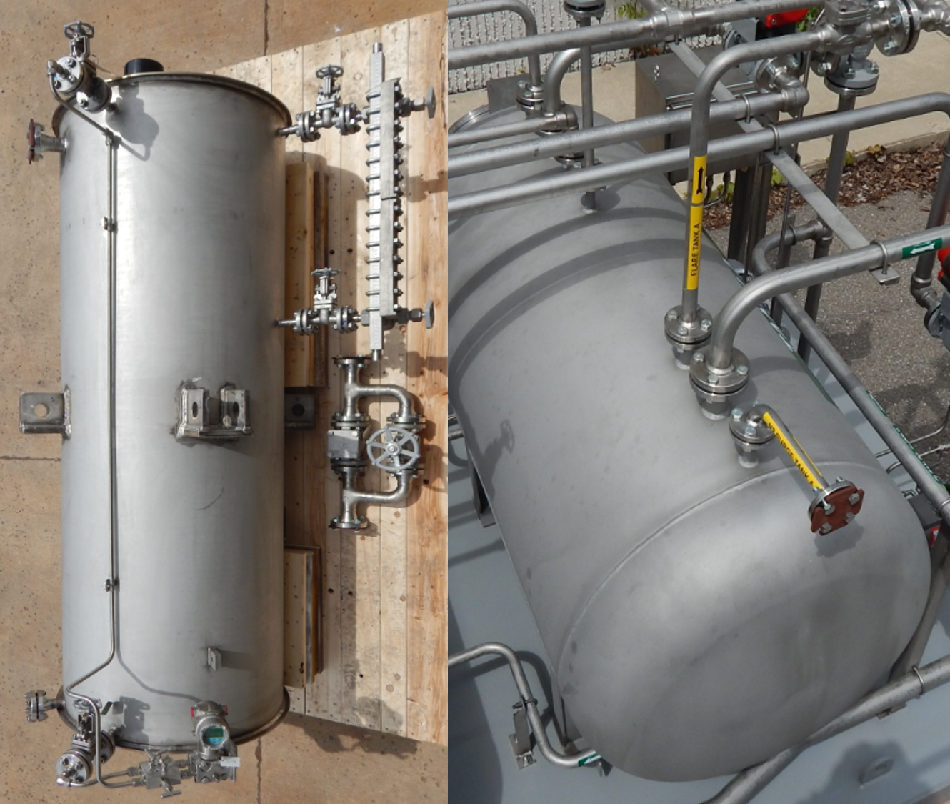 Get Your Custom Pressure Vessel Design from Lube-Power, Inc.