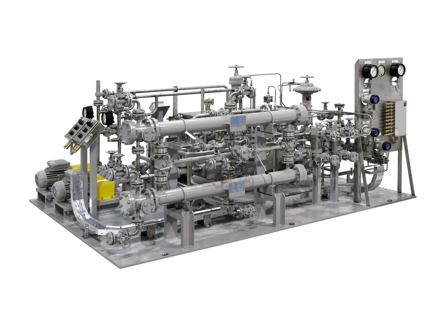 API 614 Lube Oil Systems